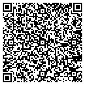 QR-код с контактной информацией организации CABO КЭТУОК