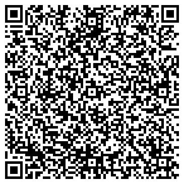 QR-код с контактной информацией организации АВОСЬ ДЕТСКО-ЮНОШЕСКИЙ ТУРИСТСКО-СПОРТИВНЫЙ КЛУБ