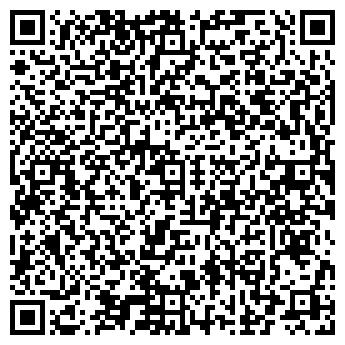 QR-код с контактной информацией организации ВОЛГА ХОККЕЙНЫЙ КЛУБ