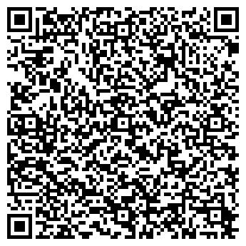 QR-код с контактной информацией организации МОНРО АВТОКЛУБ