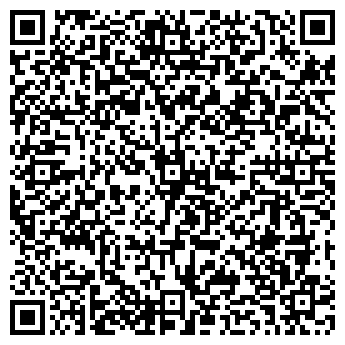 QR-код с контактной информацией организации ПОВОЛЖСКИЙ СОЮЗ ДЗЮ-ДО