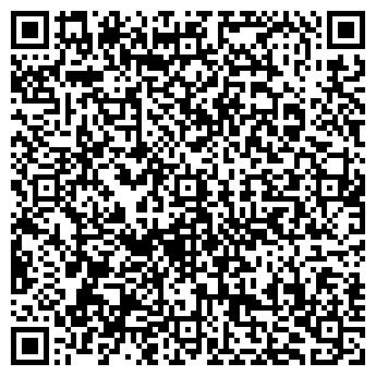 QR-код с контактной информацией организации MAX ЦЕНТР СПОРТА