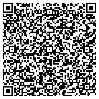QR-код с контактной информацией организации АВАНГАРД СПОРТКОМПЛЕКС