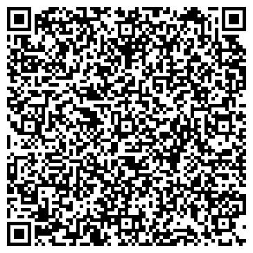 QR-код с контактной информацией организации АТЛАНТ СПОРТИВНО-ОЗДОРОВИТЕЛЬНЫЙ КОМПЛЕКС
