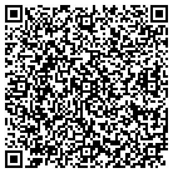 QR-код с контактной информацией организации НИ ПУХА НИ ПЕРА