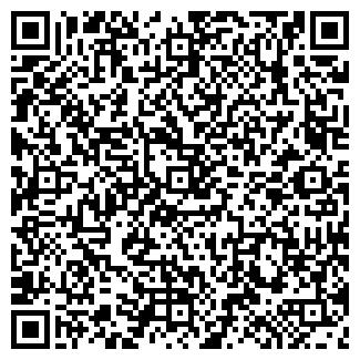 QR-код с контактной информацией организации САУНА ОПОРА