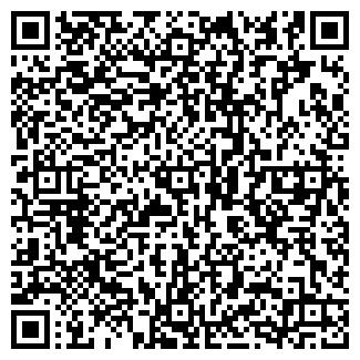QR-код с контактной информацией организации № 166 ОРБИ
