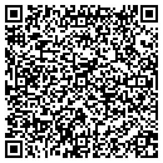 QR-код с контактной информацией организации № 200 Я+