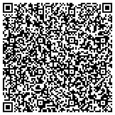 QR-код с контактной информацией организации ПОВЫШЕНИЯ КВАЛИФИКАЦИИ И ПЕРЕПОДГОТОВКИ РАБОТНИКОВ ОБРАЗОВАНИЯ ИНСТИТУТА ОБЩЕЖИТИЕ