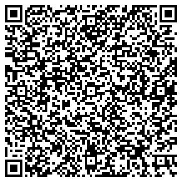 QR-код с контактной информацией организации СТРОИТЕЛЬНЫХ МАСТЕРОВ ШКОЛЫ ОБЩЕЖИТИЕ