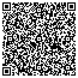 QR-код с контактной информацией организации РОДО НЦ ФЭР
