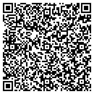 QR-код с контактной информацией организации АВН ООО