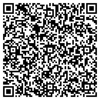 QR-код с контактной информацией организации АНО АВИАСТАР