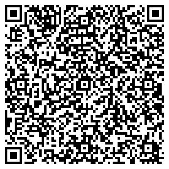 QR-код с контактной информацией организации МЕЛОДИЯ ТРЭВЭЛ