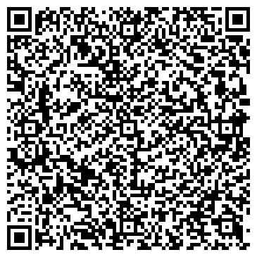 QR-код с контактной информацией организации ООО «БашРТС» Филиал «Теплосбыт»
