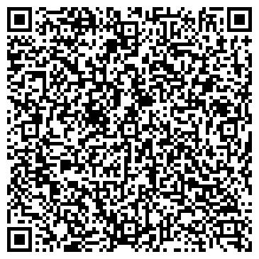 QR-код с контактной информацией организации АЛЫЕ ПАРУСА МОЛОДЕЖНО-ПОДРОСТКОВЫЙ ЦЕНТР МУ