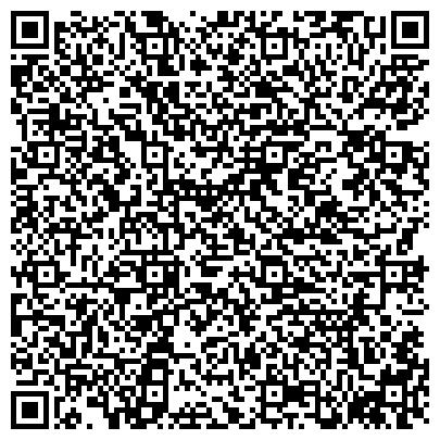 QR-код с контактной информацией организации ДВОРЕЦ ДЕТСКОГО И ЮНОШЕСКОГО ТВОРЧЕСТВА ДЕМСКОГО РАЙОНА Г. УФЫ