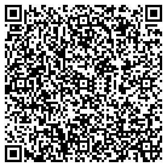 QR-код с контактной информацией организации ДЕТСКАЯ АКАДЕМИЯ НОУ