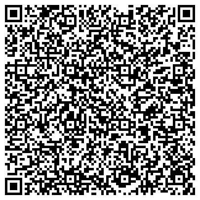QR-код с контактной информацией организации Министерство молодежной политики и спорта Республики Башкортостан