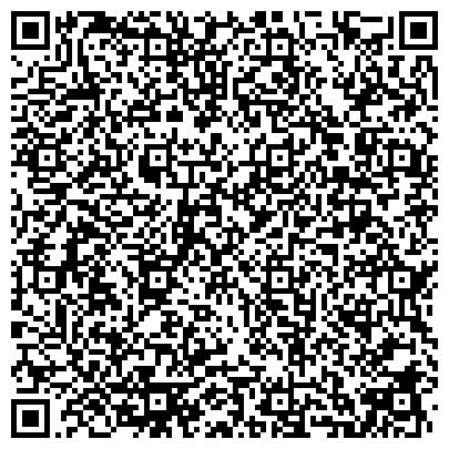 QR-код с контактной информацией организации ПОДРОСТОК МЕДИКО-ПЕДАГОГИЧЕСКИЙ ЦЕНТР