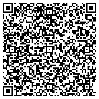 QR-код с контактной информацией организации РОССТАНЬ ПОДРОСТКОВЫЙ КЛУБ