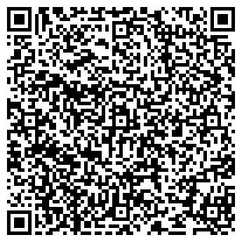 QR-код с контактной информацией организации СПАРТАК ПОДРОСТКОВЫЙ КЛУБ