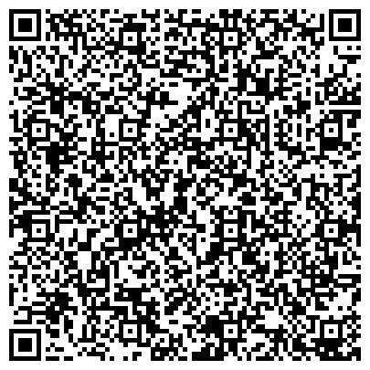 QR-код с контактной информацией организации ЦЕНТР ДЕТСКОГО ТВОРЧЕСТВА ИМ. Р. Г. ТИМИРХАНОВА ЛЕНИНСКОГО РАЙОНА