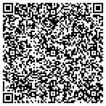 QR-код с контактной информацией организации ЦЕНТР ДЕТСКОГО ТВОРЧЕСТВА ОКТЯБРЬСКОГО РАЙОНА