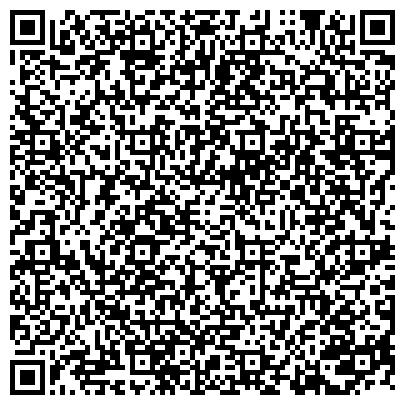 QR-код с контактной информацией организации ЦЕНТР ДЕТСКОГО (ЮНОШЕСКОГО) ТЕХНИЧЕСКОГО ТВОРЧЕСТВА ОРДЖОНИКИДЗЕВСКОГО РАЙОНА