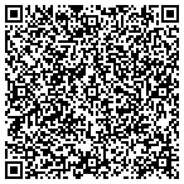 QR-код с контактной информацией организации ЧАЙКА КЛУБ ДЛЯ ДЕТЕЙ, ПОДРОСТКОВ И МОЛОДЕЖИ