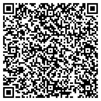 QR-код с контактной информацией организации БЕЛЫЙ КРОЛИК