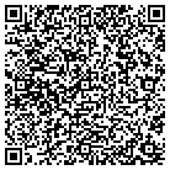 QR-код с контактной информацией организации ARTBAZA СТУДИЯ ДИЗАЙНА
