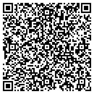 QR-код с контактной информацией организации ДОЛОРЕС ООО