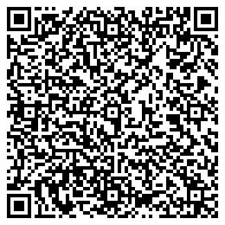 QR-код с контактной информацией организации ООО МАДЕНА