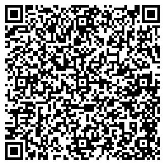 QR-код с контактной информацией организации МЕРКУРИС