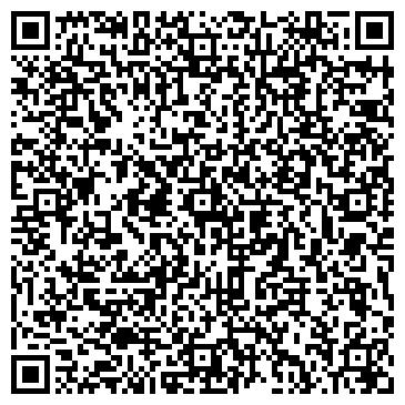 QR-код с контактной информацией организации ПАРИКМАХЕРСКАЯ ТРЕГУБ А. Г. ИП