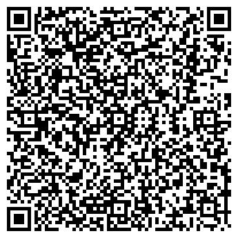 QR-код с контактной информацией организации САЛОН КРАСОТЫ ООО