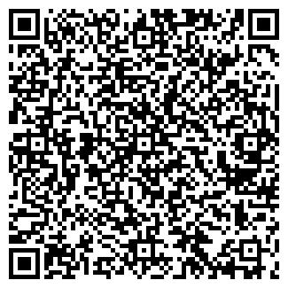 QR-код с контактной информацией организации АЯК ООО ЦЕХ № 6