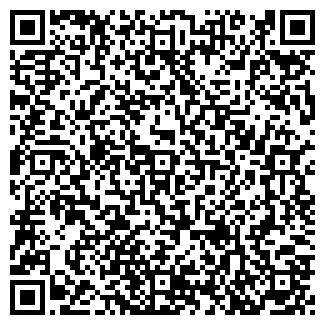QR-код с контактной информацией организации ДЕБЮТ ООО