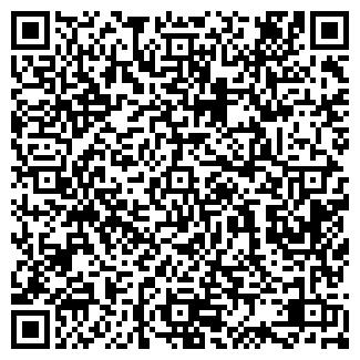 QR-код с контактной информацией организации РЯБИНУШКА ООО