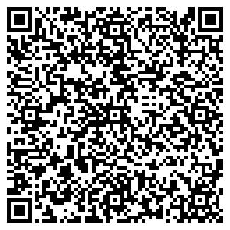 QR-код с контактной информацией организации ДУБЛЕНКИ, ШУБЫ