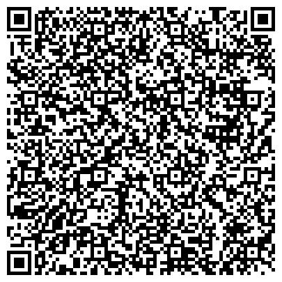 QR-код с контактной информацией организации ПОДРОСТКОВЫЙ НАРКОЛОГИЧЕСКИЙ КАБИНЕТ ЛЕНИНСКОГО, КИРОВСКОГО РАЙОНОВ