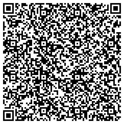 QR-код с контактной информацией организации ПОДРОСТКОВЫЙ НАРКОЛОГИЧЕСКИЙ КАБИНЕТ ОРДЖОНИКИДЗЕВСКОГО И КАЛИНИНСКОГО РАЙОНОВ