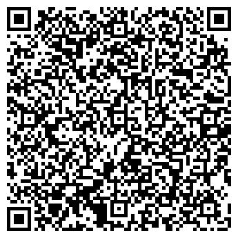 QR-код с контактной информацией организации ПОЛИКЛИНИКА УНЦ РАН