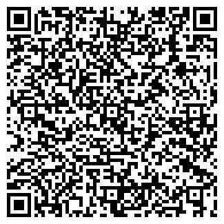 QR-код с контактной информацией организации № 4 ФИЛИАЛ № 1