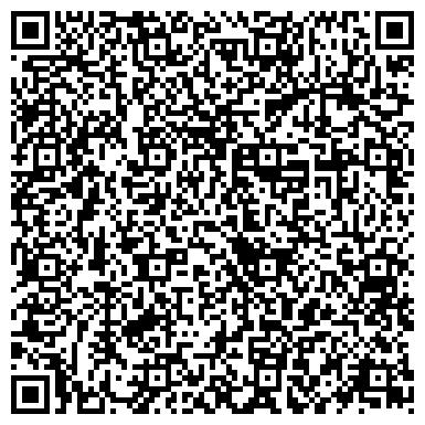 QR-код с контактной информацией организации ОБЩЕЖИТИЕ МУНИЦИПАЛЬНОГО УПРАВЛЕНИЯ ЭЛЕКТРОТРАНСПОРТА