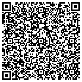 QR-код с контактной информацией организации ОБЩЕЖИТИЕ ОАО БАШИНФОРМСВЯЗЬ