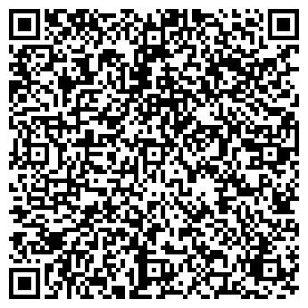 QR-код с контактной информацией организации ОБЩЕЖИТИЕ ОАО УСМУ СТАЛЬМОНТАЖ