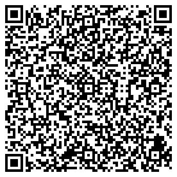 QR-код с контактной информацией организации ОБЩЕЖИТИЕ ООО ТРЕСТА БНЗС № 6