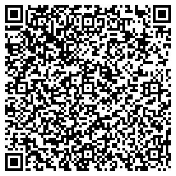 QR-код с контактной информацией организации ОБЩЕЖИТИЕ УНЦ РАН